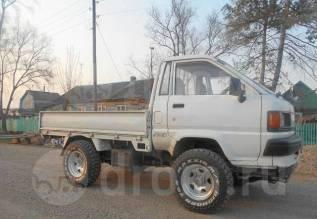 Toyota Lite Ace. Грузовик, 2 000куб. см., 1 000кг., 4x4
