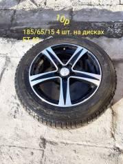 "Колеса, диски. x15"" 5x100.00 ET43"
