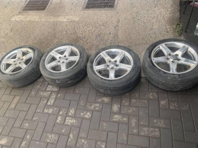 Диски колёса Toyota aristo 215/55/17