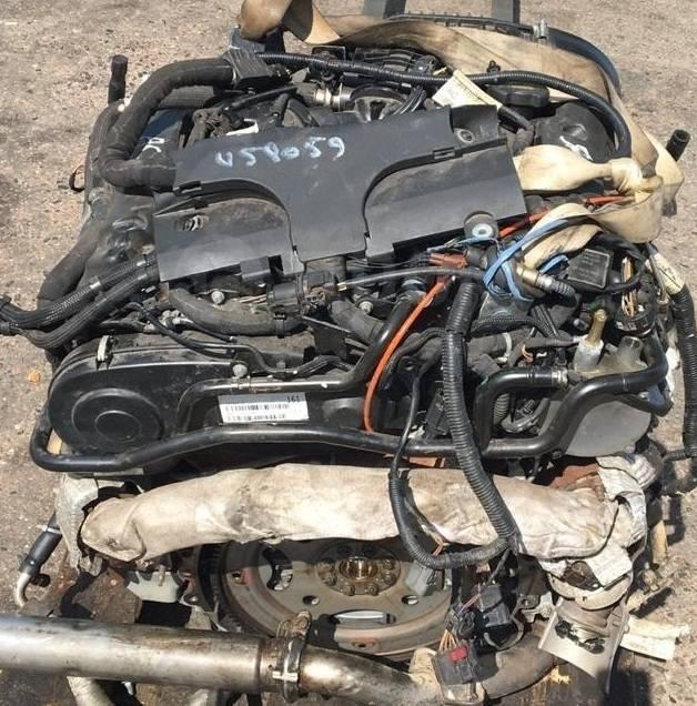 Двигатель в сборе. Land Rover Range Rover, L405 30DDTX