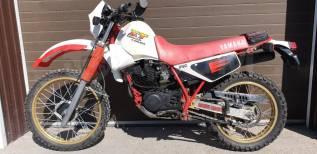Yamaha XT 250, 1993
