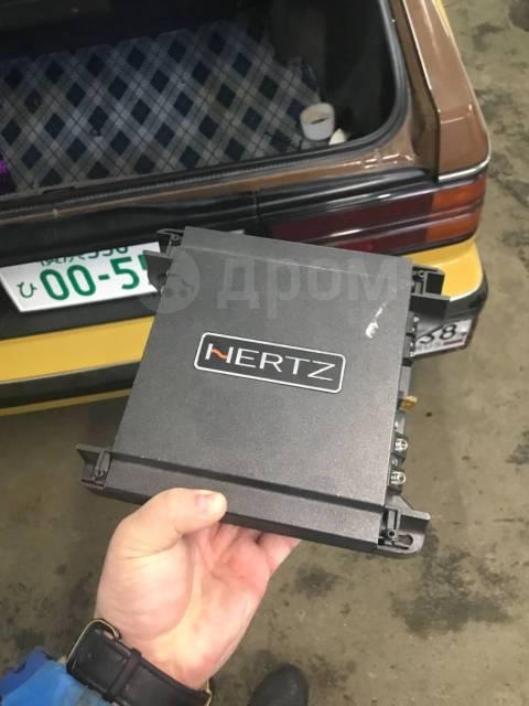 Продам усилитель Hertz