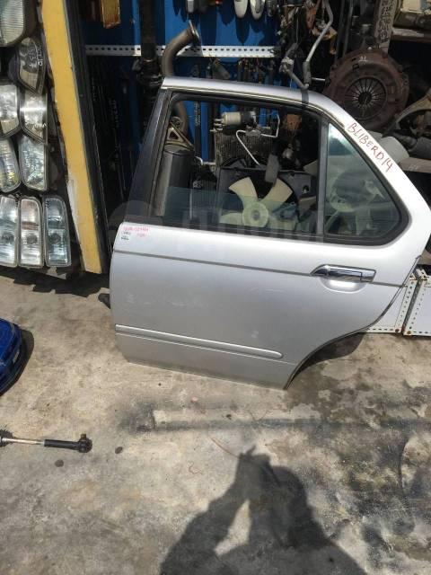 Дверь боковая. Nissan Bluebird, ENU14, EU14, HNU14, HU14, QU14, SU14