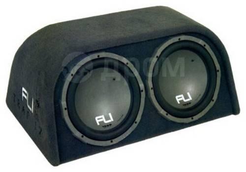 Достойный саб FLI Trap 12 Twin 2000vatt раскачает любой авто!