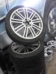 Продам оригинальный комплект колес Mercedes Benz W221 R19