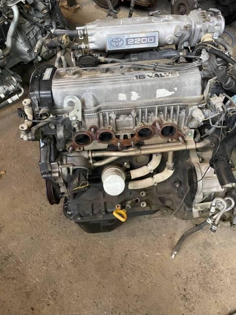 Двигатель Toyota 5S трамблерный