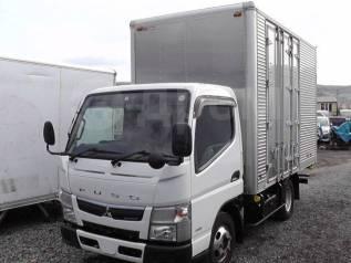 Mitsubishi Fuso Canter, 2017