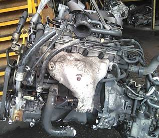Двигатель B5 Mazda Familia/Demio
