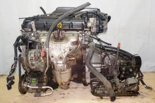 Двигатель контрактный. Установка