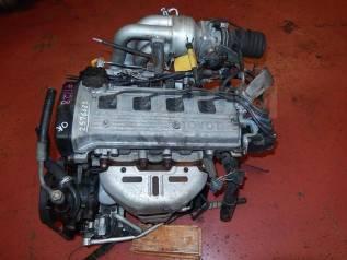 Двигатель Toyota 5EFE. 4EFE Установка Гарантия 12 месяцев