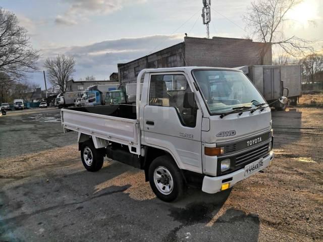 Продам отличный грузовик 4WD - Toyota Hiace, 1995 - Бортовые грузовики в Уссурийске