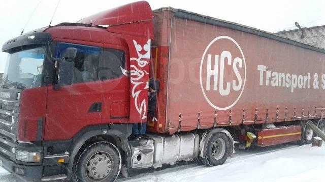 Scania. Продается сцепка R114GA4X2NA 380, 11 000куб. см., 20 000кг., 4x2