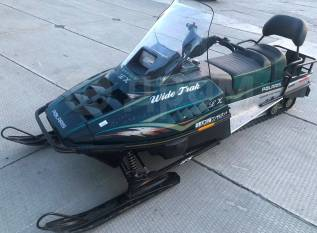 Polaris Widetrak 500 LX. исправен, без псм, без пробега