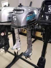 Лодочный мотор Mikatsu M5FHS от дистрибьютора! Гаранитя 10 лет!