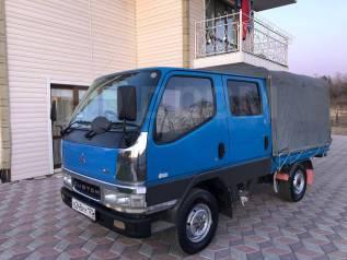 Mitsubishi Fuso Canter. Продам отличный грузовик, 2 800куб. см., 4x4