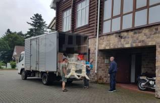 Квартирный/Офисный Переезд/Фургоны 3,5,7,10 тонн/Грузчики/Упаковка !