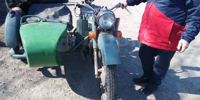 Урал М-62. 649куб. см., исправен, птс, с пробегом
