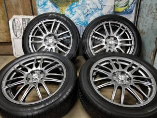 Продам Редкие колёса Monza R-Version+Лето 215/50R17Toyota, Honda, Mazda