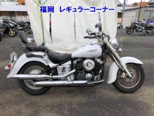 Yamaha XVS 400, 2003