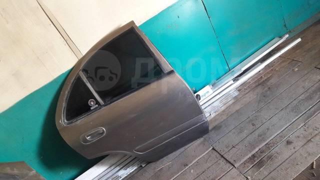 Дверь боковая. Nissan Bluebird Sylphy, FG10, QG10, QNG10, TG10 QG15DE, QG18DE, QR20DD