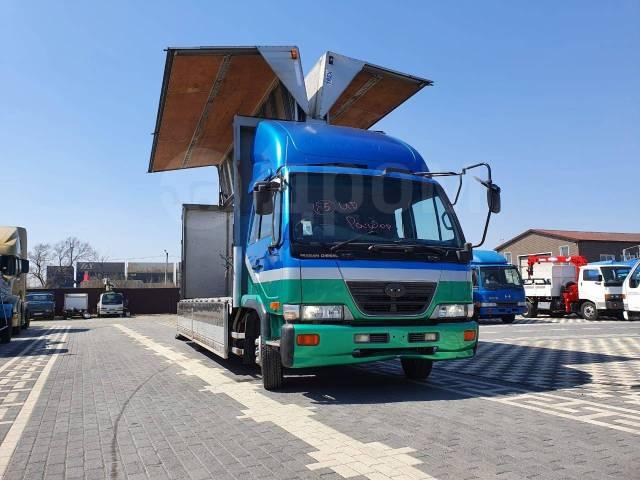 Nissan Diesel. Продам грузовой фургон , 6 900куб. см., 5 000кг., 4x2
