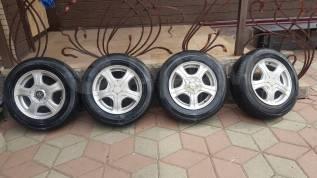 Колеса 175/70-R14 на литье4/100.4/114.3R14 WEDS
