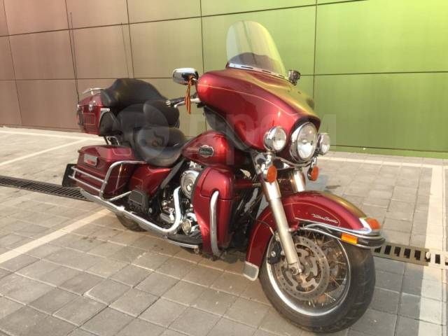 Harley-Davidson Electra Glide Ultra Classic FLHTCUI. 1 600куб. см., исправен, птс, с пробегом