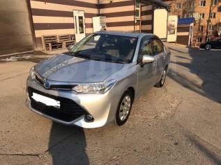 700 рублей Выкуп/Аренда. Свежий привоз Toyota corolla Axio Hybrid