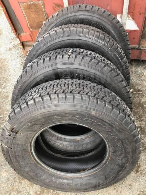 Dunlop Grandtrek SJ5. зимние, без шипов, б/у, износ 5%