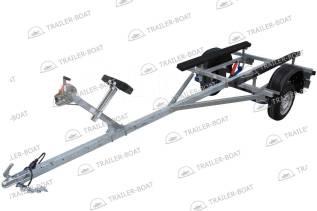 Прицеп легковой для гидроцикла, лодки, ПВХ (RIB) ЁРШ