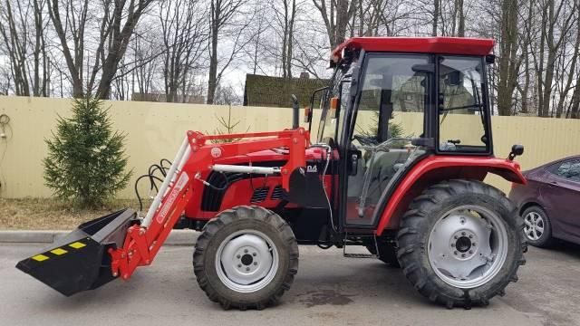 Foton Lovol. Трактор Foton lovol TB 404, 40 л.с.