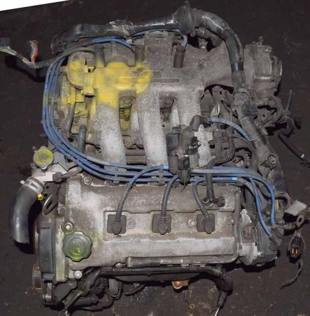 Двигатель Mazda K8-ZE Cronos GE8P