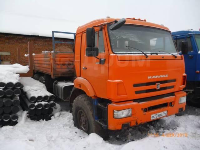 Продается Камаз 43118 - 24 (М 728 ВА 142). 11 760куб. см.