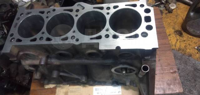 Блок цилиндров. Chevrolet Lacetti, J200 Daewoo Nexia, KLETN F16D3