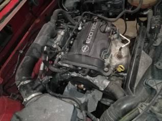 Двигатель 1.0 литровый в идеале пробег 60
