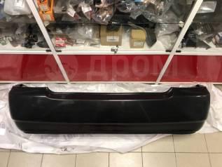 Бампер задний Toyota Corolla 00-04 4D sedan