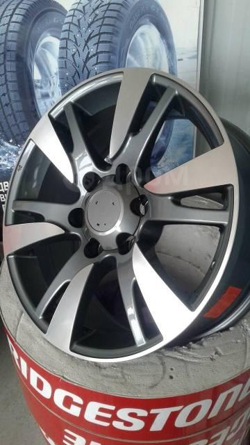 Диски литые Toyota Prado