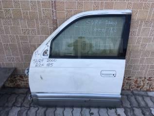 Дверь Toyota Hilux Surf передняя Левая