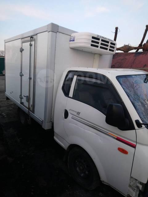 Hyundai Porter II. Продаётся грузовик Hunday Porter 2, 2 500куб. см., 1 500кг., 4x2