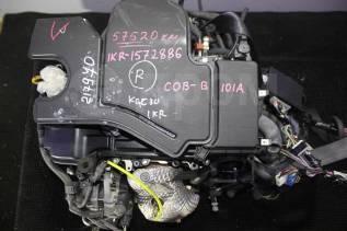 ДВС + КПП Toyota - - 1KR-FE