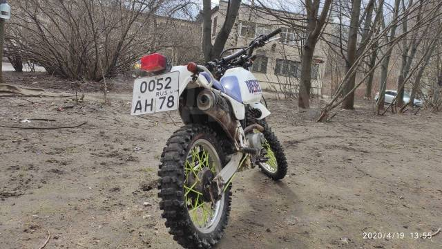 Suzuki Djebel 200. 200куб. см., неисправен, птс, с пробегом
