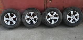Комплект резины на дисках R16 Jeep 5x127