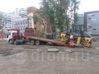 Услуги грузового эвакуатора - трал, в Комсомольске-на-Амуре