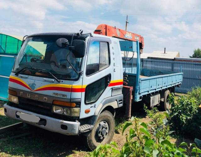 Mitsubishi Fuso Fighter. Продается грузовик, 7 000куб. см., 5 000кг., 4x2