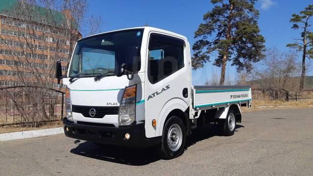 Nissan Atlas. Прадам 2014 г. в. б/п, 2 000куб. см., 1 750кг., 4x2
