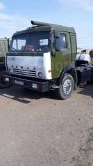 КамАЗ 54115, 1984