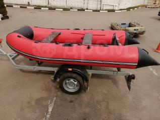 Лодка РИБ (RIB) Тритон 360