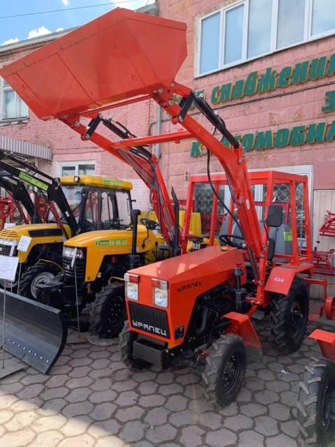 Уралец. Мини-трактор -220 с ПСМ гарантия 1 год в Омске, 22,00л.с.