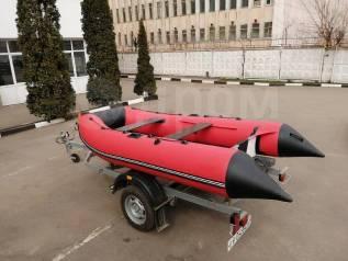 Лодка РИБ Тритон 380 (no console)