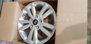 Литые диски на Hyundai Creta 2019 год